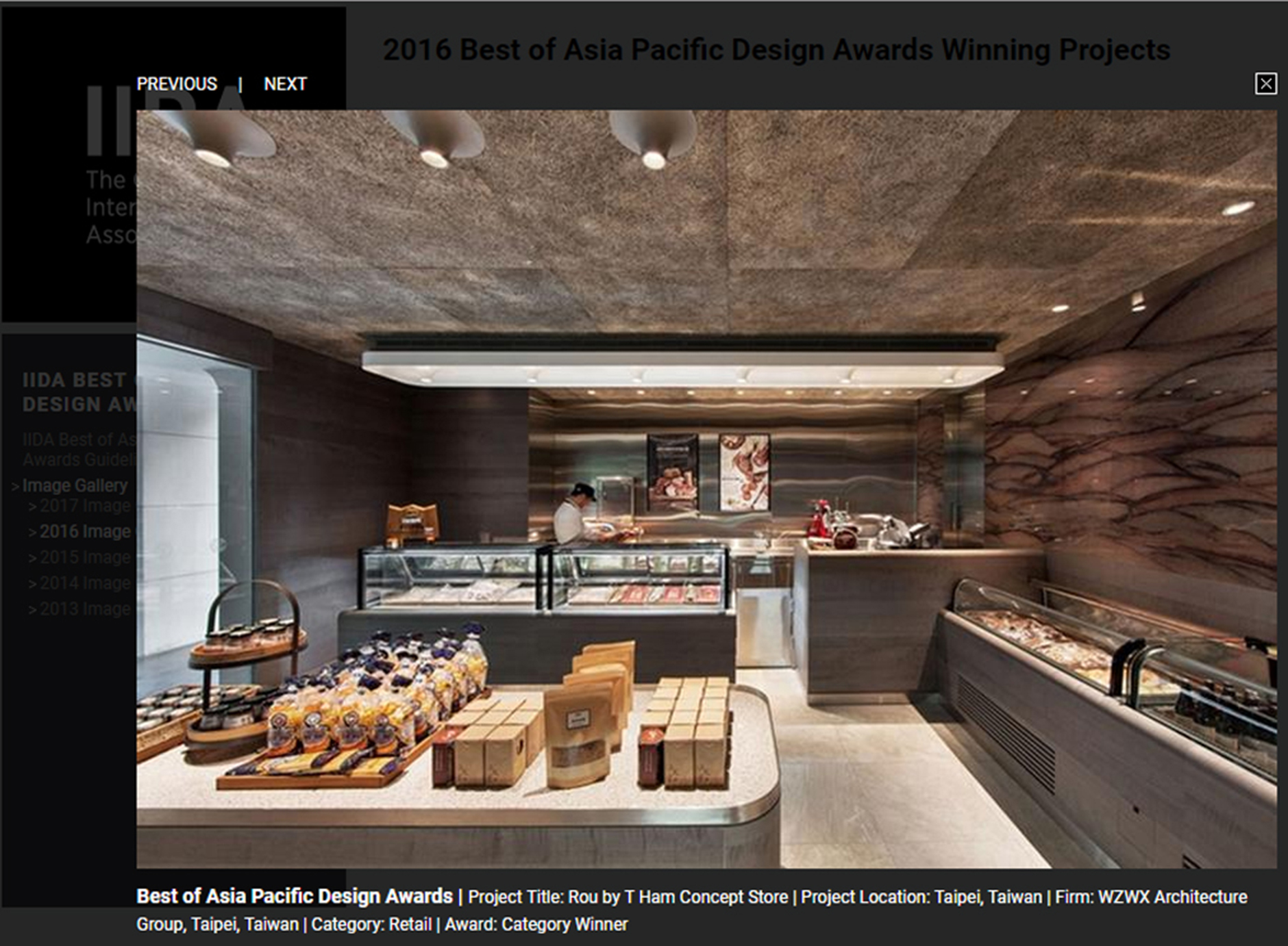 Wzwx architecture group 澤新建築 international interior design association iida com